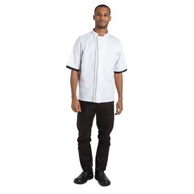 Whites Chefs Apparel Southside Unisex Jacket White