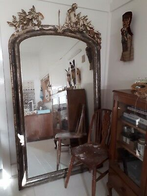 ~ Antique french Mirror ~ Very large