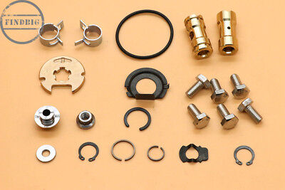 TURBO REBUILD REPAIR Kit for Audi A3 A4 VW Passat 1 8L Bond in KKK K03 K04  K06