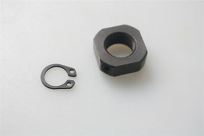Lock nut and clasp for SFU1605 Ball screw BK12 BF12 support seat
