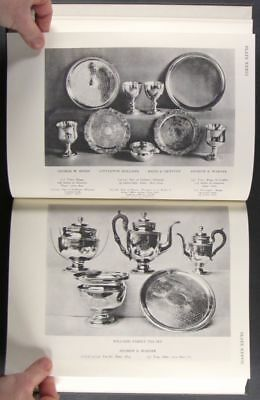 Antique Maryland & Baltimore Silver & Silversmiths 1715-1830 -Important Book