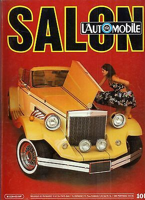 L'Automobile n°411 septembre 1980