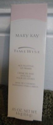 Mary Kay Timewise Age Fighting Lip Primer 0.05oz New in Box