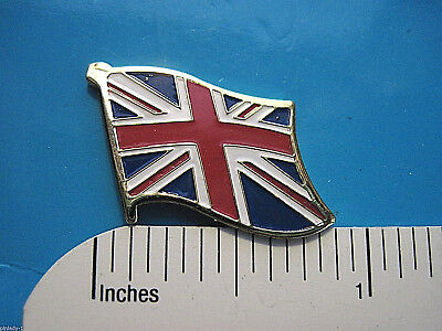Union Jack British Great Britain Flag - hat pin , tie tac , lapel pin GIFT BOXED
