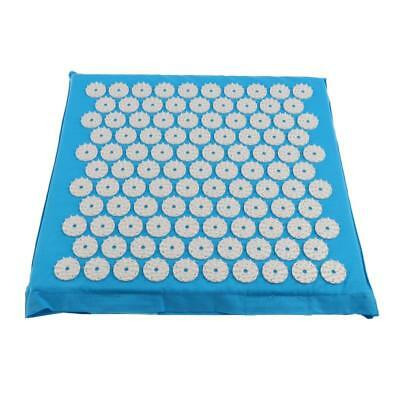 Acupressure Massage Yoga Cushion Mat Back Body Muscle Pain Stress Relief