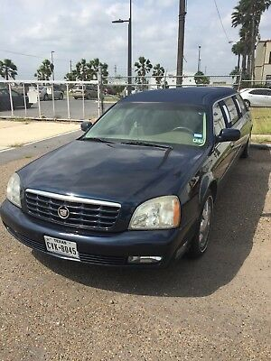 2004 Cadillac Other  2004 Cadillac Limousine