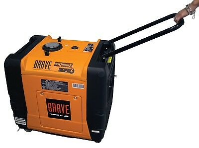 7000W Generator Inverter w/ EFI, Wheel kit, Remote (Elec.) Start & USB Port