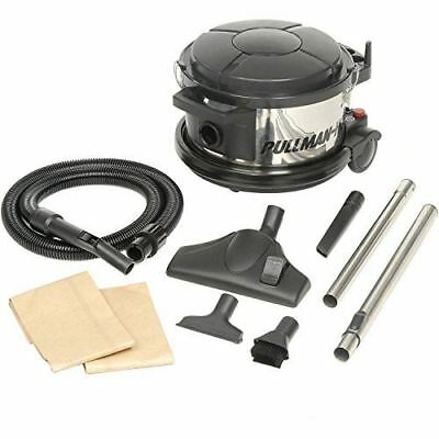 Pullman-Holt Canister Vacuum, 4 Gallon, 1.5 Hp