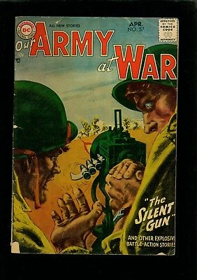 Our Army At War 57 VG- 3.5