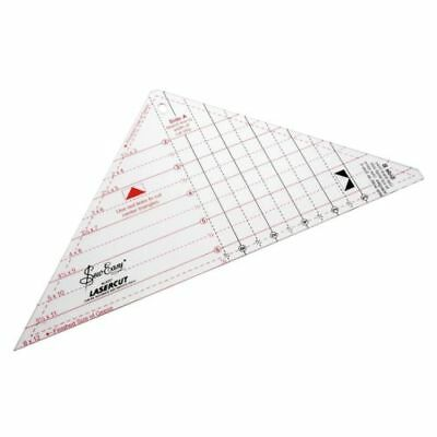 Quilting Template Patchwork Star & Geese Shape Triangles Cut 9 Sizes Acrylic