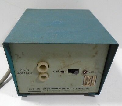 HUGHES Aircraft 3598H Laser Power Supply High Voltage Electron Dynamics