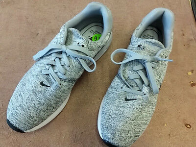 new styles 37b05 950d4 Nike Air Max Modern Flyknit Mens Running Shoes 9.5Wolf Grey 876066 001 Free  Ship