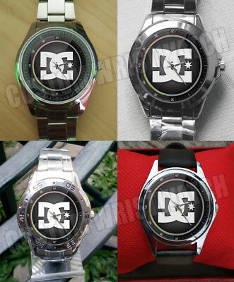 d05a9f09f1 New Wristwatch Death Of Dc Shoes Dying Bleeding Logo Men's and Unisex Watch