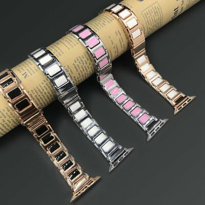 Stainless Steel Bands Strap For Apple Watch iWatch Series 1/2/3 38/42mm