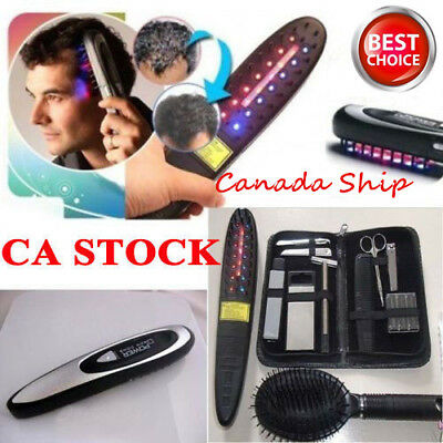 Laser Treatment Power Grow Comb Kit Stop Hair Loss Hot Regrow Therapy CAN Stock