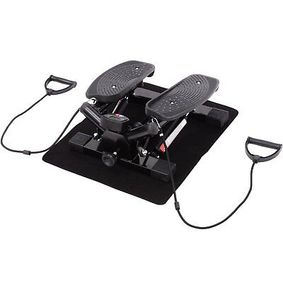 Homcom Mini Stepper Exercise Stepper Machine Legs Arms Thigh Toner Toning Stair