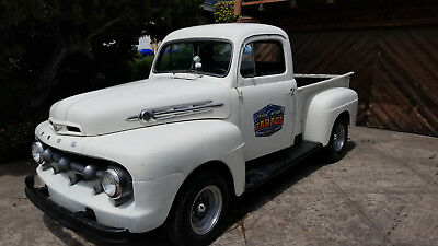1952 Ford F-100 Classic F1 1952 Ford f1 Short Bed Pickup Truck 302 v8 C4 Auto Vintage Cruiser Shop Truck GT