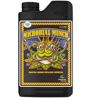 Advanced Nutrients Microbial Munch 1L 1 Litre Beneficial Fungi Hydroponics