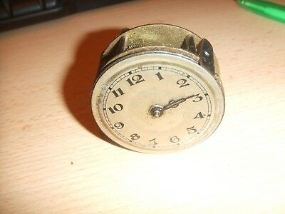 Vintage Foreign  Clock Movement For Restore, Dial, ,hands