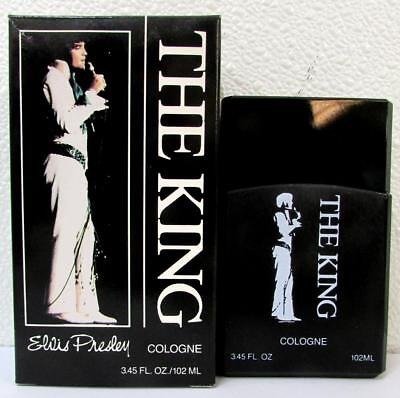 New Nib Elvis Presley The King Cologne Home Shopping Club Exclusive