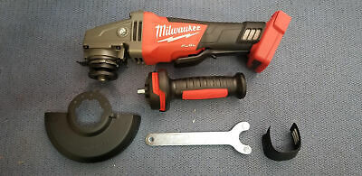 "Milwaukee M18 FUEL 4-1/2"" Grinder with Paddle Switch (Bare Tool) 1 Gaurd 2780-20"