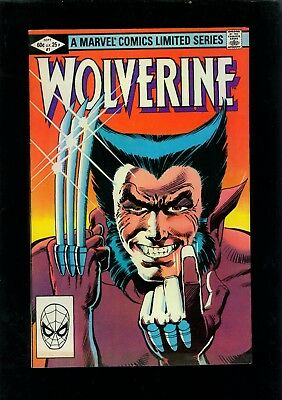 Wolverine Limited Series 1 VG/FN 5.0