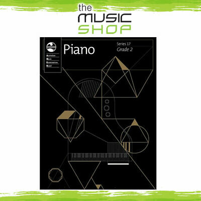 New AMEB Piano Series 17 - Grade 2 Music Book - Grade Two