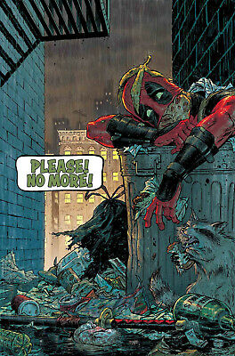 Despicable Deadpool 300 Marvel 1:25 Tony Moore Variant (05/09/2018)