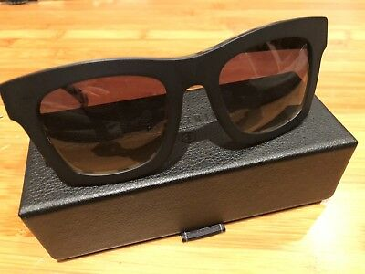SOLD-OUT $225 ELECTRIC WOMEN'S SUNGLASSES CRASHER w/ Leopard Details