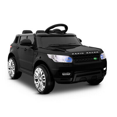 Kid's Ride-On Range Rover Coupe - Black