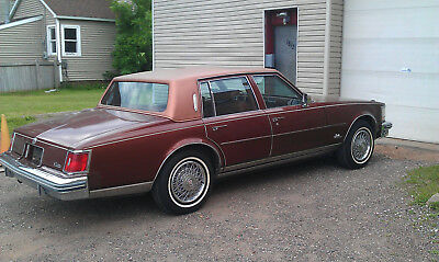 1979 Cadillac Seville base Nice driver quality Seville with 90,634 actual!