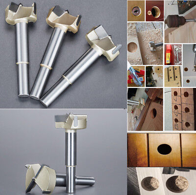 12mm-45mm Professional Alloy Forstner Drill Bits Hole Saw Cutter For Woodworking