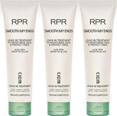 Rpr Smooth My Ends 150 Ml X 3 Free Shipping