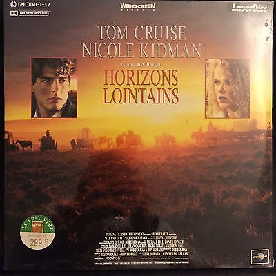 Neuf/new-Laserdisc-Horizons Lointains Ws Pal Vf