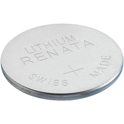 Renata CR1632 Cell Coin Button Lithium Battery 3V Tag Watch Key Made In Swiss