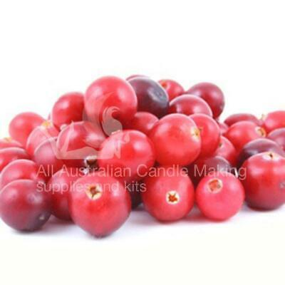 Cranberry Candle Fragrance