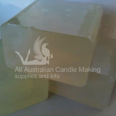 Aloe Vera Melt and Pour Soap