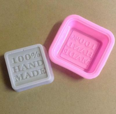 100% Hand Made Silicon Soap Mould