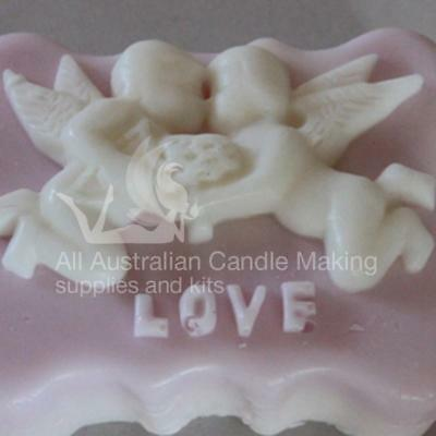 Cupids Kissing Silicon Soap Mould