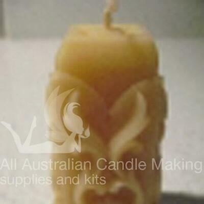 Fancy Silicon Candle Mould