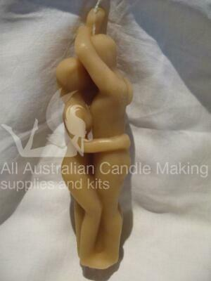 Lovers Silicon Candle Mould