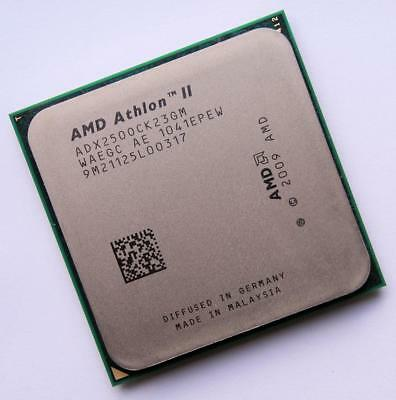 AMD Athlon II (ADX250OCK23GM) Dual Core 3.0GHz/2M AM2+AM3 Procesador CPU