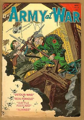 Our Army At War #28 VG