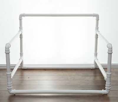 Newborn Photography Tube Frame Background (Push-fit for easy assembly/storage)