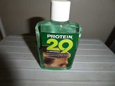 Vtg Mennen Protein 29 3.5 Oz Jar Great Colllectible Part Of My Collection