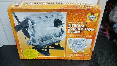 Haynes Internal Combustion Engine (Build your own) HM01