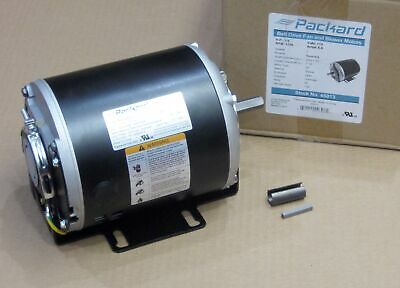 Belt Drive Motor 1/3 HP 1725 RPM 115 Volts 6.6 Amps