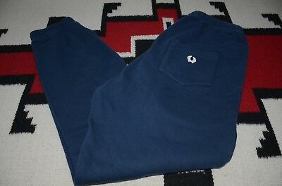 19fad19708eb Nigel Cabourn x Fred Perry Made in Portugal 100% Cotton Sweat Pants 30 M