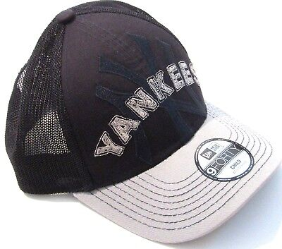 26f95497888 NEW YORK YANKEES New Era Youth The League 9Forty Adjustable Hat ...