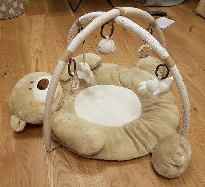 Mothercare Beige Bear Baby Play Gym